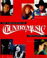 The Comprehensive Country Music Encyclopedia