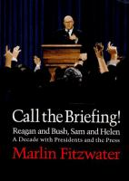 Call the Briefing!