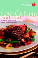 Low-calorie Cookbook