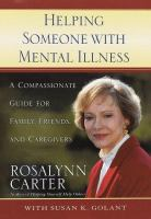 Helping Someone With Mental Illness