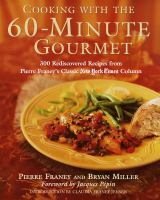 Cooking With the 60-minute Gourmet
