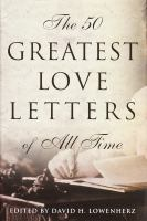 50 Greatest Love Letters of All Time
