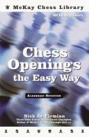 Chess Openings the Easy Way (MCO-beginners)