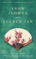 Snow Flower and the Secret Fan (BOOK CLUB SET)