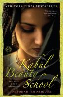 Cover of Kabul Beauty School : an American woman goes behind the