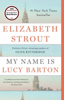 Strout Book club in a bag. My name is Lucy Barton a novel.