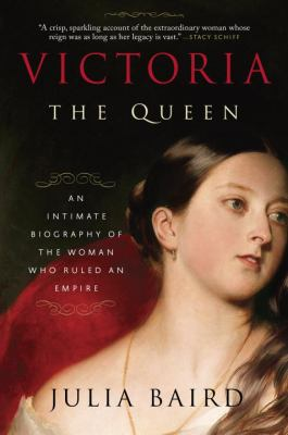 Cover image for Victoria the Queen