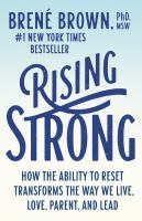 Rising Strong [GRPL Book Club]
