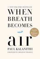 Book Club Kit : When Breath Becomes Air