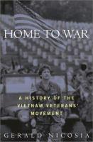 Home to War
