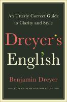 Dreyer's English