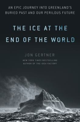 The Ice at the End of the World(book-cover)