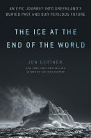 Ice at the End of the World