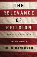 The Relevance of Religion