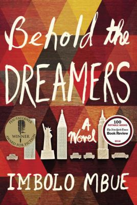 Behold the Dreamers book jacket