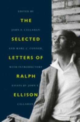 The Selected Letters of Ralph Ellison(book-cover)
