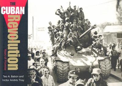 Cover image for The Cuban Revolution