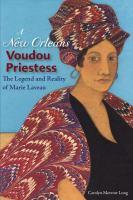A New Orleans Voudou Priestess