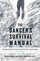 The Dancer's Survival Manual