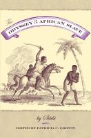 The Odyssey of An African Slave