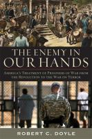 The Enemy in Our Hands