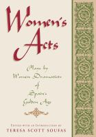 Women's Acts