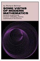 Some Vistas of Modern Mathematics