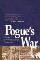 Pogue's War