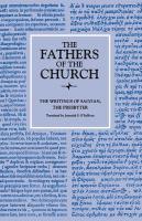 The Writings of Salvian, the Presbyter