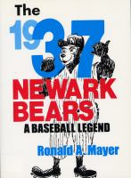 The 1937 Newark Bears