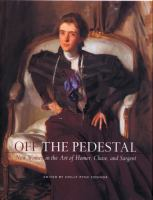 Off the Pedestal