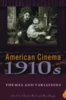 American Cinema of the 1910s