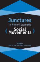 Junctures in Women's Leadership