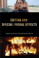 Editing and Special/visual Effects