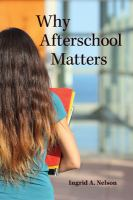 Why Afterschool Matters (None)