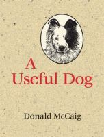 A Useful Dog