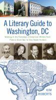 A Literary Guide to Washington, DC