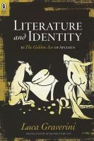 Literature and Identity in the Golden Ass of Apuleius