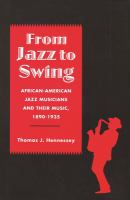 From Jazz to Swing