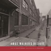 Amos Walker's Detroit