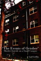 """""""The Events of October"""""""