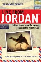 Live From Jordan
