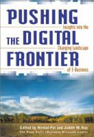 Pushing the Digital Frontier