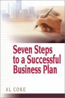 Seven Steps to A Successful Business Plan