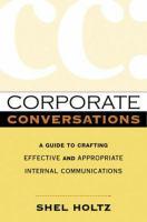 Corporate Conversations