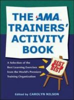 The AMA Trainers' Activity Book