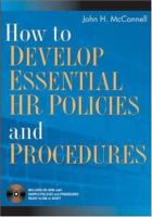 How to Develop Essential HR Policies and Procedures