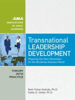 Transnational Leadership Development