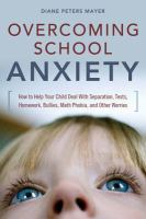 Overcoming School Anxiety