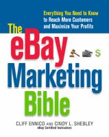 The EBay Marketing Bible
